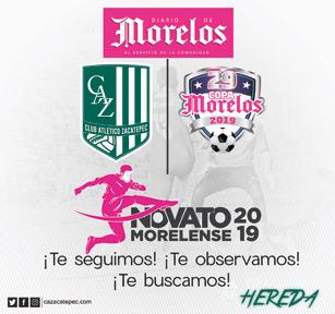Novato Morelense - Club Atlético Zacatepec